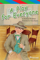 Storytown  ELL Reader Teacher's Guide Grade 5 Play for Everyone-9780153629648