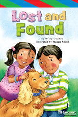 Storytown  ELL Reader Teacher's Guide Grade 5 Lost and Found-9780153629655