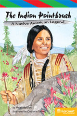 Storytown  ELL Reader Teacher's Guide Grade 6 The Indian Paintbrush a Native American Legend-9780153629877