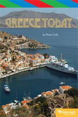 Storytown  ELL Reader Teacher's Guide Grade 6 Greece Today-9780153629938