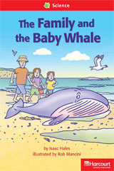 Storytown  Readers Teacher's Guide Below-Level The Family and the Baby Whale-9780153630590