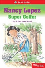 Storytown  Readers Teacher's Guide Below-Level Nancy Lopez Golfer-9780153630682