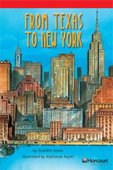 Storytown  Readers Teacher's Guide Below-Level From Texas to New York-9780153631443