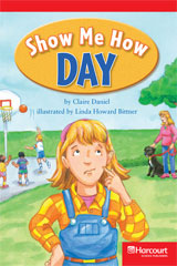 Storytown  Readers Teacher's Guide Below-Level Show Me How Day-9780153631573