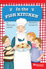 Storytown  Readers Teacher's Guide Below-Level In the Fish Kitchen-9780153631627