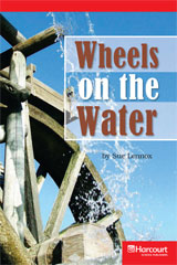 Storytown  Readers Teacher's Guide Below-Level Wheels on the Water-9780153631665