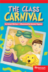 Storytown  Readers Teacher's Guide Below-Level Class Carnival-9780153631702