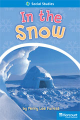 Storytown  Readers Teacher's Guide On-Level In the Snow-9780153632327