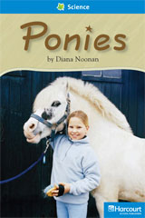 Storytown  Readers Teacher's Guide On-Level Ponies-9780153632464
