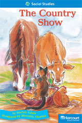 Storytown  Readers Teacher's Guide On-Level Country Show-9780153632518
