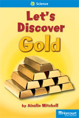 Storytown  Readers Teacher's Guide On-Level Let's Discover Gold-9780153632709