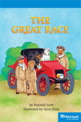 Storytown  Readers Teacher's Guide On-Level Great Race-9780153632785
