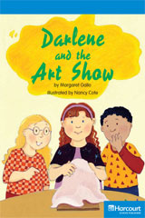 Storytown  Readers Teacher's Guide On-Level Darlene and the Art Show-9780153633065