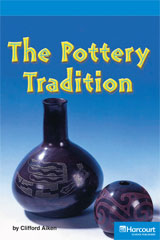 Storytown  Readers Teacher's Guide On-Level The Pottery Tradition-9780153633201