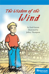 Storytown  Readers Teacher's Guide On-Level The Wisdom of the Wind-9780153633256