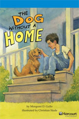 Storytown  Readers Teacher's Guide On-Level The Dog Without a Home-9780153633362
