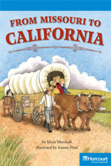 Storytown  Readers Teacher's Guide On-Level From Missouri to California-9780153633379