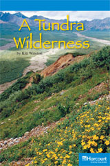 Storytown  Readers Teacher's Guide On-Level A Tundra Wilderness-9780153633393
