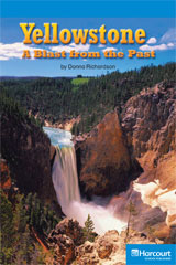 Storytown  Readers Teacher's Guide On-Level Yellowstone, A Blast from the Past-9780153633423