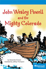 Storytown  Readers Teacher's Guide On-Level John Wesley Powell and the Mighty Colorado-9780153633447