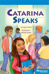 Storytown  Readers Teacher's Guide On-Level Catarina Speaks-9780153633461