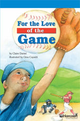 Storytown  Readers Teacher's Guide On-Level For the Love of the Game-9780153633478