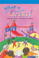 Storytown  Readers Teacher's Guide On-Level What a Circus!-9780153633539