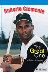 Storytown  Readers Teacher's Guide On-Level Roberto Clemente, The Great One-9780153633812