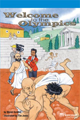 Storytown  Readers Teacher's Guide On-Level Welcome to the Olympics!-9780153634024