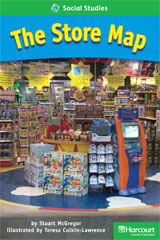 Storytown Readers Teacher's Guide Above-Level The Store Map
