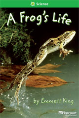 Storytown  Readers Teacher's Guide Above-Level A Frogs Life-9780153634222