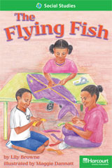 Storytown  Readers Teacher's Guide Above-Level The Flying Fish-9780153634390
