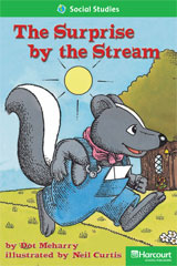 Storytown  Readers Teacher's Guide Above-Level The Surprise by the Stream-9780153634420