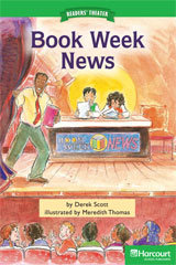 Storytown  Readers Teacher's Guide Above-Level Book Week News-9780153634451