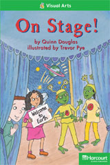Storytown  Readers Teacher's Guide Above-Level On Stage!-9780153634512
