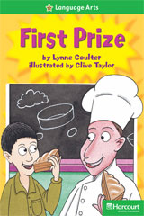 Storytown  Readers Teacher's Guide Above-Level First Prize-9780153634567