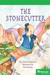 Storytown  Readers Teacher's Guide Above-Level The Stonecutter-9780153634796