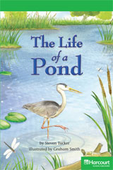 Storytown  Readers Teacher's Guide Above-Level The Life of a Pond-9780153634918