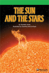 Storytown  Readers Teacher's Guide Above-Level The Sun and the Stars-9780153634994
