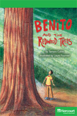 Storytown  Readers Teacher's Guide Above-Level Benito and the Redwood Trees-9780153635076