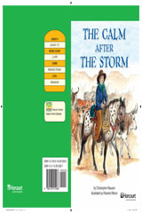 Storytown  Readers Teacher's Guide Above-Level The Calm After the Storm-9780153635137