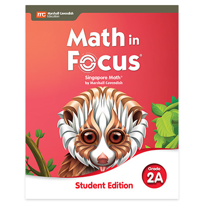 Math in Focus  Student Edition Volume A Grade 2-9780358101796