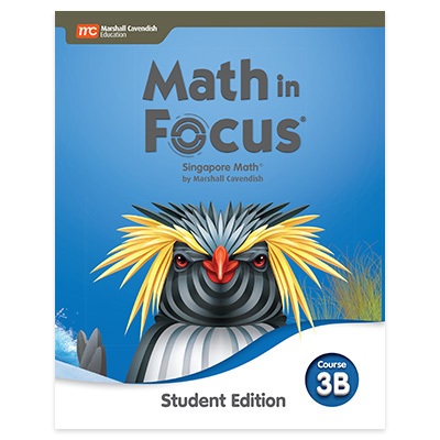 Math in Focus  Student Edition Volume B Course 3-9780358102939