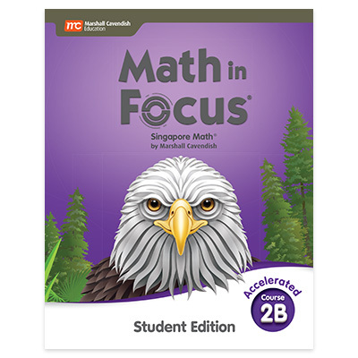 Math in Focus  Student Edition Volume B Accelerated-9780358102953
