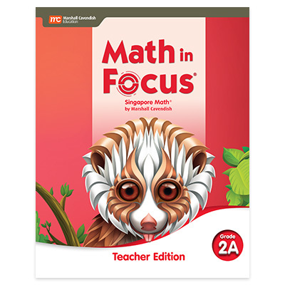 Math in Focus  Teacher Edition Volume A Grade 2-9780358104766