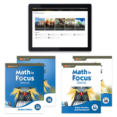 1 Year Digital Premium Student Resource Package with Extra Practice and Homework Grade 8