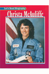Let's Read Biographies  Leveled Reader (Set of 5) Grade 2 Christa Mcauliffe-9780395813799