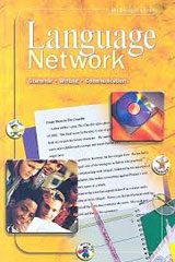Language Network  Teacher's Edition Grade 11-9780395967485