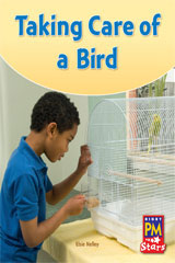 Rigby PM Stars  Leveled Reader 6pk Green (Levels 12-14) Taking Care of a Bird-9780544004382