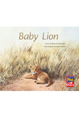 Rigby PM Stars  Leveled Reader 6pk Red (Levels 3-5) Baby Lion-9780544004658